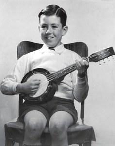 Ian Bowden Circa 1950.